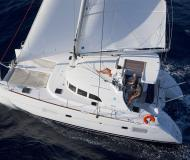 Cat Lagoon 380 S2 available for charter in Marina Sangulin