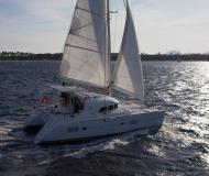 Catamaran Lagoon 380 for rent in Marina Mandalina
