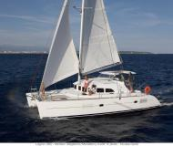 Catamaran Lagoon 380 S2 available for charter in Marseilles