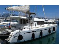 Cat Lagoon 39 available for charter in Gouvia