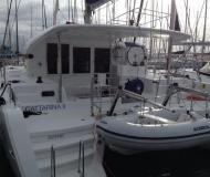 Catamaran Lagoon 39 for rent in Seget