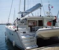 Cat Lagoon 400 for hire in Cala d Or