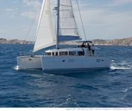 Kat Lagoon 400 Yachtcharter in Portisco