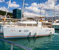 Kat Lagoon 400 Yachtcharter in ACI Marina Split
