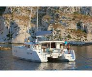 Catamaran Lagoon 400 available for charter in Goecek