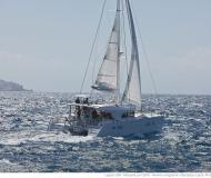 Cat Lagoon 400 available for charter in Palma