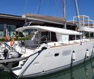 Cat Lagoon 400 available for charter in Denia