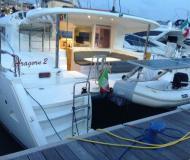 Katamaran Lagoon 400 Yachtcharter in San Vincenzo