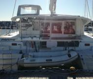 Catamaran Lagoon 400 for charter in Marina di Salivoli