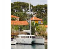 Catamaran Lagoon 400 for hire in Marina Rogac