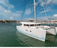 Catamaran Lagoon 400 for rent in Port Pin Rolland