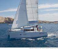 Cat Lagoon 400 S2 for charter in Jolly Harbour
