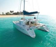 Cat Lagoon 400 S2 for charter in Petcharat Marina
