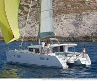 Catamaran Lagoon 400 S2 available for charter in Marina Anse Marcel
