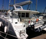 Kat Lagoon 400 S2 chartern in ACI Marina Pomer