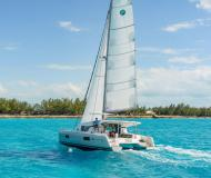 Cat Lagoon 42 available for charter in ACI Marina Split