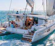 Cat Lagoon 42 available for charter in Nassau City