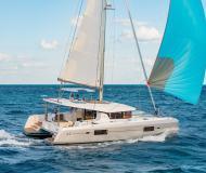 Catamaran Lagoon 42 available for charter in ACI Marina Trogir