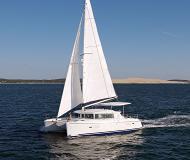 Kat Lagoon 420 chartern in Marina Dalmacija