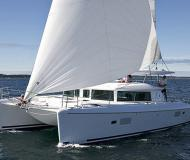 Catamaran Lagoon 420 for rent in Lisbon