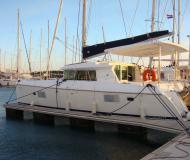 Kat Lagoon 420 Yachtcharter in Marina Mandalina