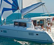 Kat Lagoon 421 Yachtcharter in Marina de Denia