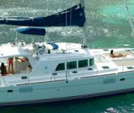 Cat Lagoon 440 for rent in Ponza LT