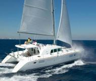 Catamaran Lagoon 440 for rent in Finikas
