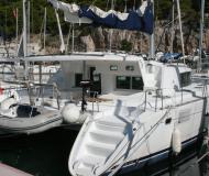 Kat Lagoon 440 chartern in ACI Marina Trogir