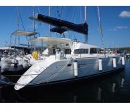 Cat Lagoon 440 for charter in Marina Punat