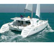 Cat Lagoon 440 for charter in Fun In The Sun Marina
