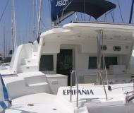 Cat Lagoon 440 available for charter in Kos City