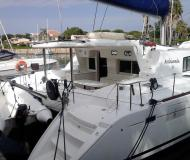 Catamaran Lagoon 440 for rent in Furnari