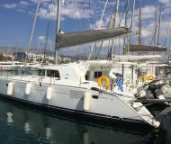 Kat Lagoon 440 Yachtcharter in Athen