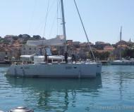 Catamaran Lagoon 450 for rent in Marina San Antonio