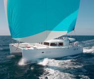 Katamaran Lagoon 450 chartern in Marina de Denia