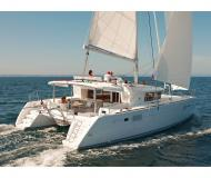 Catamaran Lagoon 450 for charter in Marti Marina