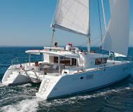 Catamaran Lagoon 450 for rent in Sibenik
