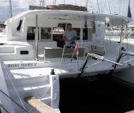Katamaran Lagoon 450 Yachtcharter in Marina Dalmacija
