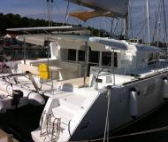 Kat Lagoon 450 Yachtcharter in ACI Marina Jezera