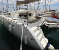 Catamaran Lagoon 450 for rent in Marina Dalmacija