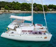 Katamaran Lagoon 450 Yachtcharter in Trogir