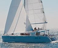 Cat Lagoon 450 available for charter in Sibenik