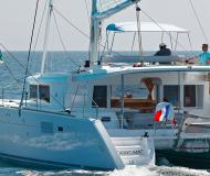 Katamaran Lagoon 450 chartern in Fajardo