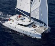 Catamaran Lagoon 500 available for charter in Syracuse