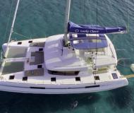 Katamaran Lagoon 52 Yachtcharter in Porou Limin