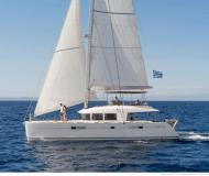 Catamaran Lagoon 560 S2 for charter in Puerto Del Rey Marina