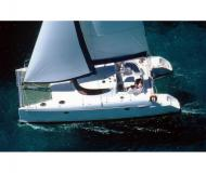 Catamaran Lavezzi 40 available for charter in Nettuno