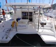 Catamaran Leopard 38 available for charter in Bayshore Landing Marina