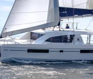 Cat Leopard 40 for hire in Fethiye